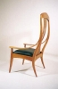 Cherry Comfort Chair
