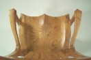 Dining Chair, seat detail