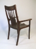 Sonoma Dining Chair, back