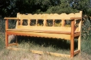 Santa Fe Bench
