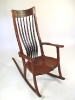 Jarrah Rocker, front view